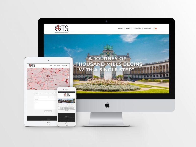 4GTS-web design-marketing digital-publicidade-viagens