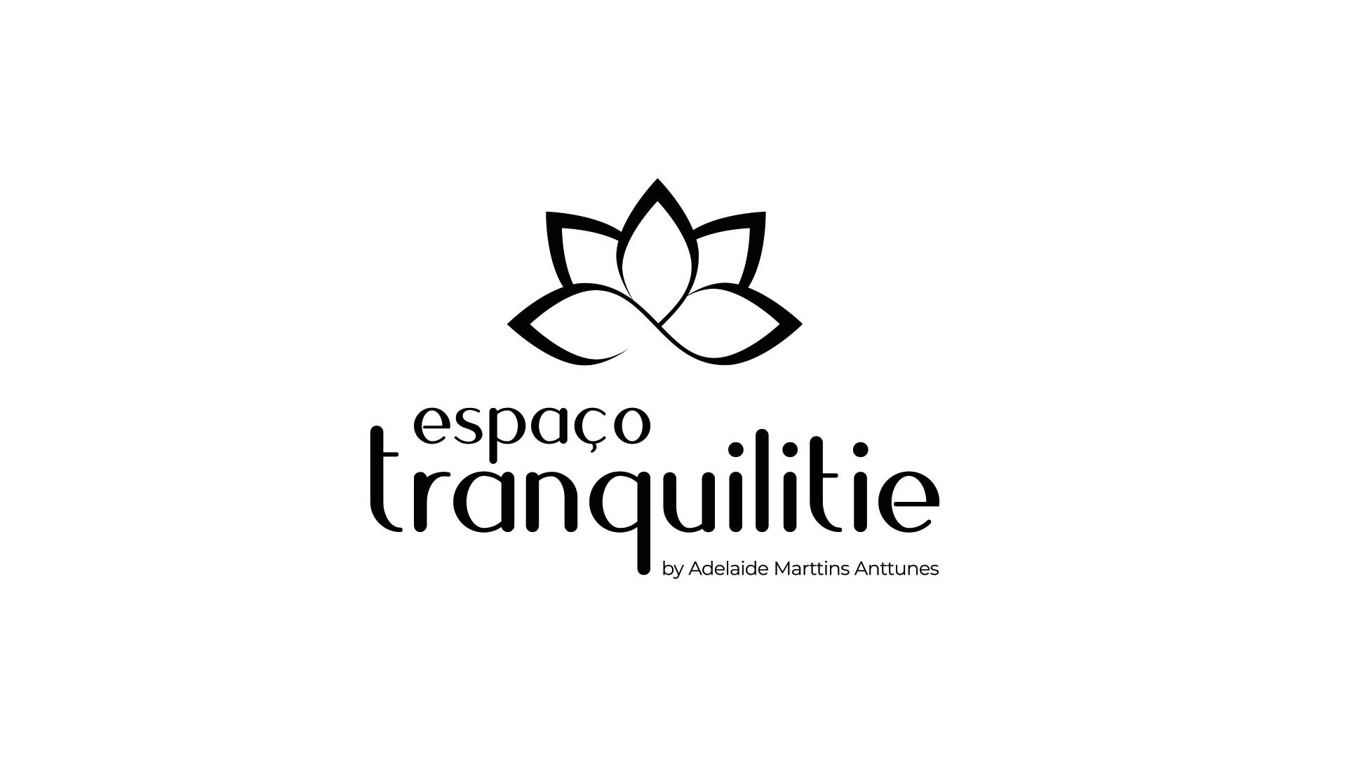 Lógotipo-espaço tranquilitie-design gráfico-publicidade