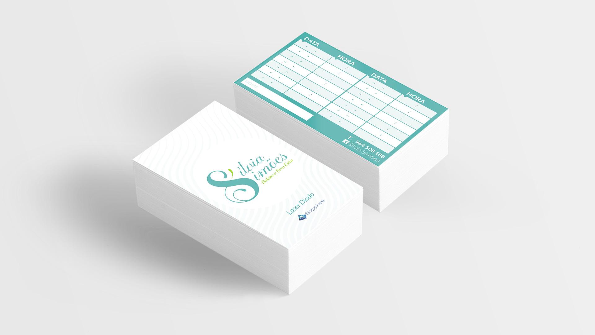 Cartão de visita-Sílvia Simões-design gráfico-publicidade