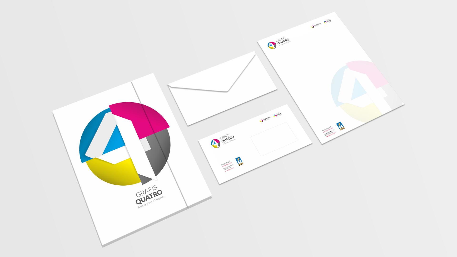 Grafisquatro-estacionário-design gráfico-publicidade