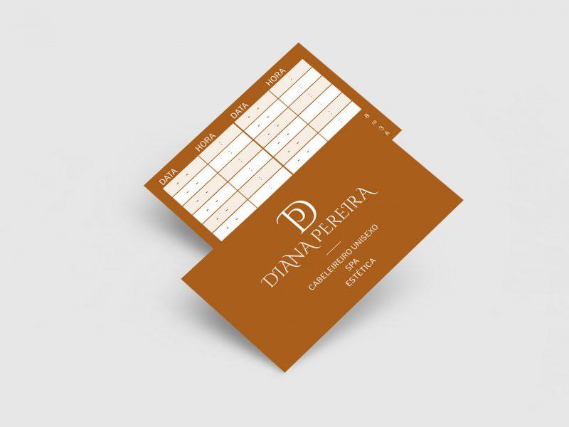 Cartão de visita-Diana Pereira-design gráfico-publicidade