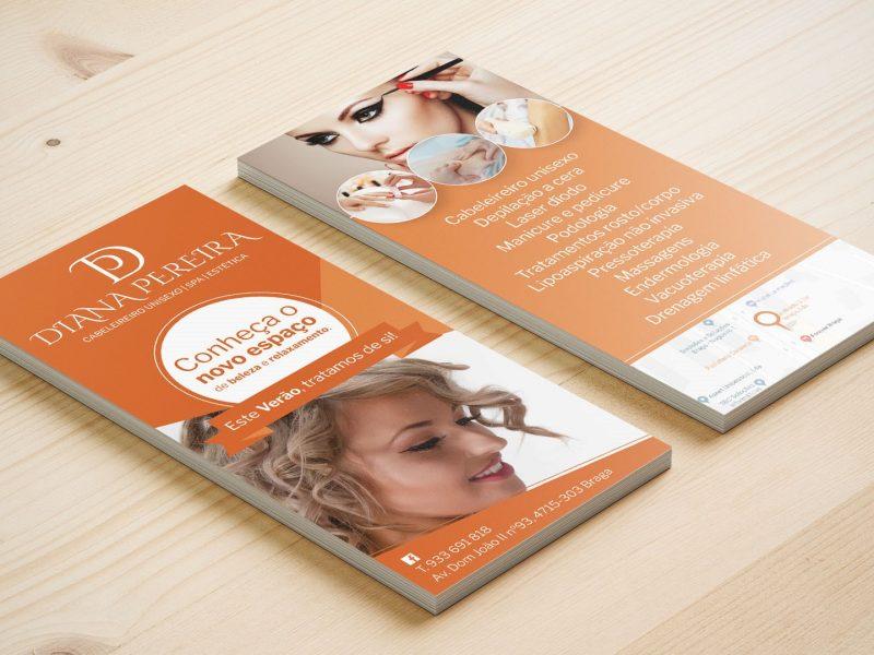 Flyer-Diana Pereira-cabeleireiro-designgráfico