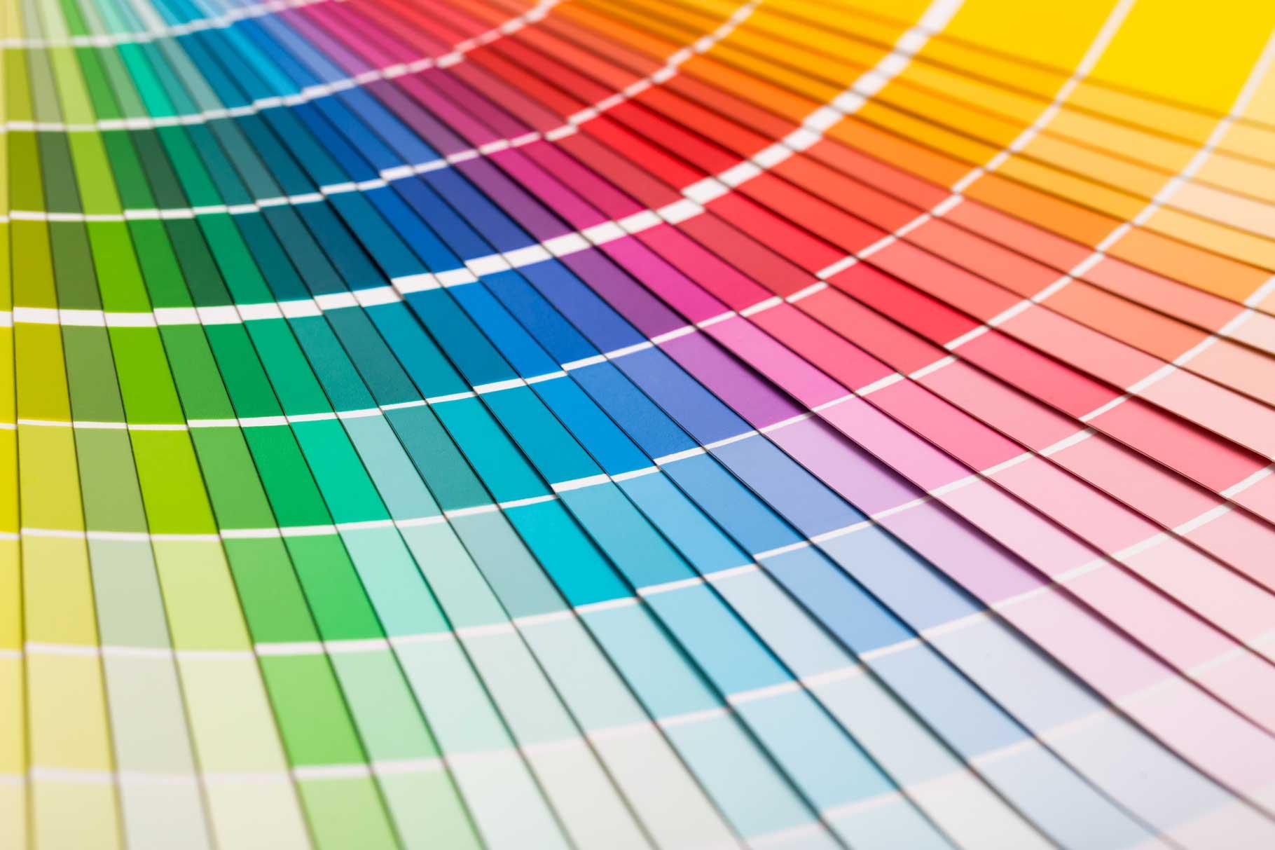 Design gráfico, Publicidade, Web Design, Pantones, Cor